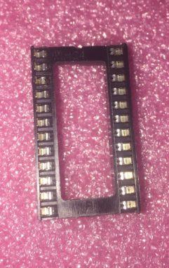 IC Socket 24 DIP32 Wide