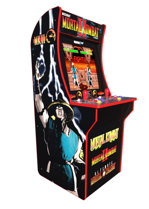 Mortal Kombat 2 Arcade 1up Cabinet