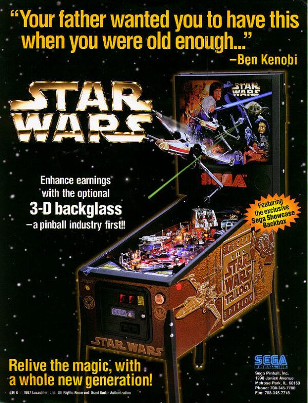 xStar Wars Trilogy Flyer